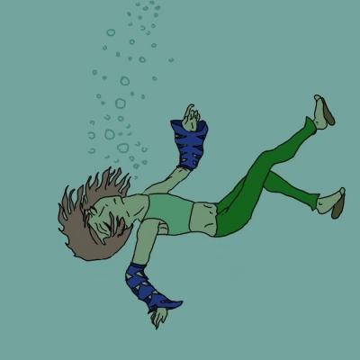 Nia falling