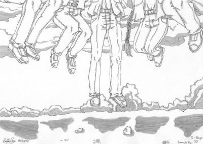G-Boys Gone Wild ~ Armadaryu