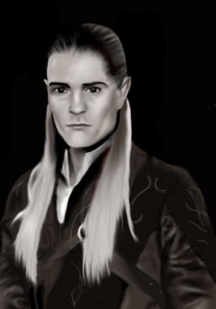 Legolas/Orlando Bloom
