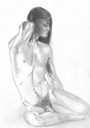 character sketch-Shiva