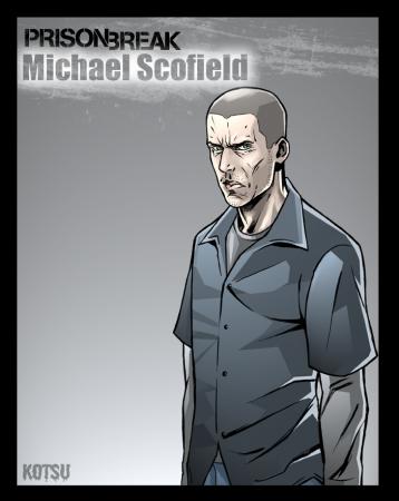 Michael Scofield  Prison Break
