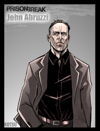 John Abruzzi Prison Break