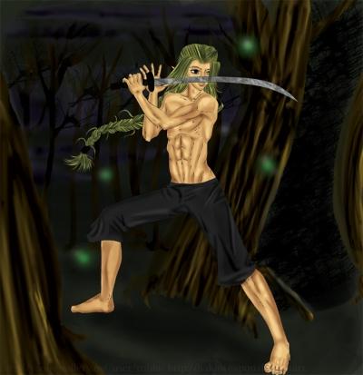 Drakaris's Sword