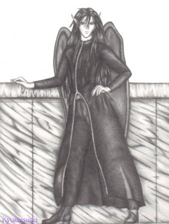 Commission: Kuronue