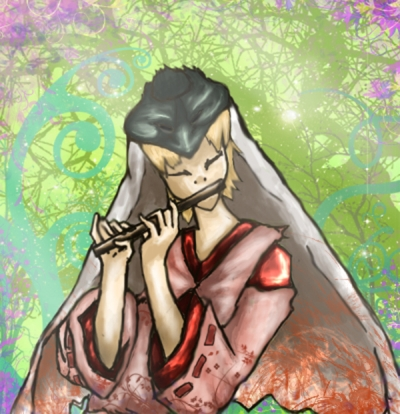 Ushiwaka - Flute