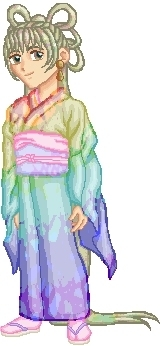 Opal Dolly - Kimono