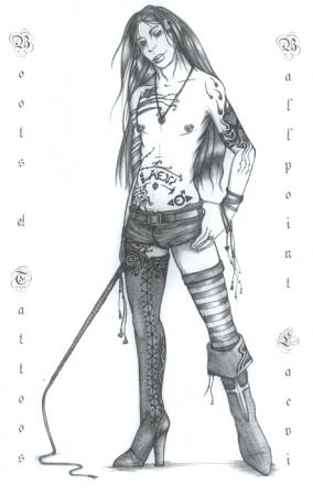 Boots & Tattoos
