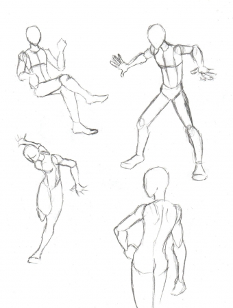 Poses part 2