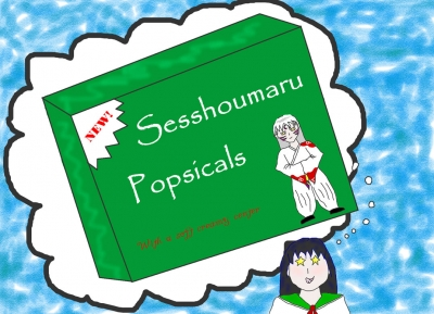 Sesshoumaru Popsicles