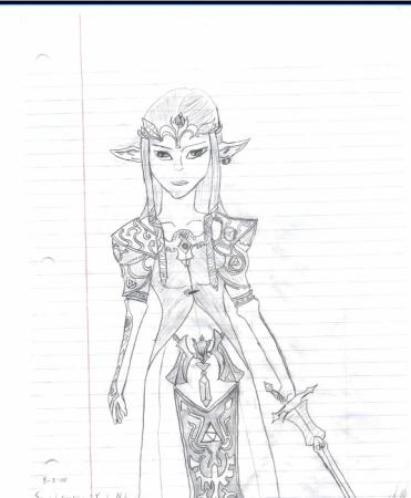 New and Improved Zelda