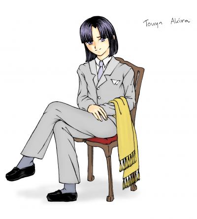 Touya Akira