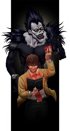 Alcohol & Smokes: Light & Ryuk