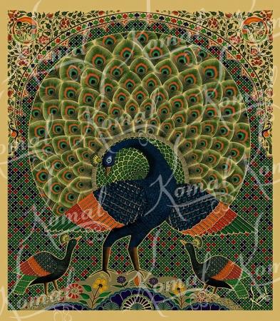 mosec of peacock
