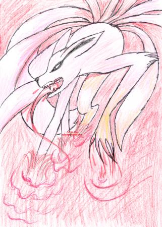 Kyubi BLOOD BATH!