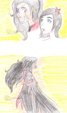 Ryoko -Jigoku scene 1