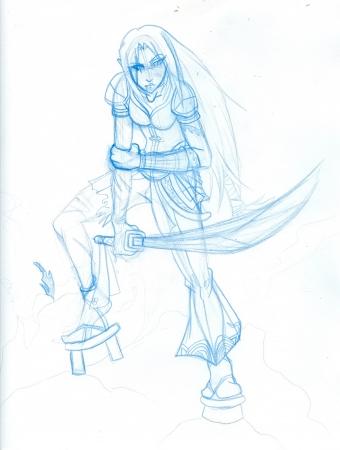 Arcana  Fighting Spirit