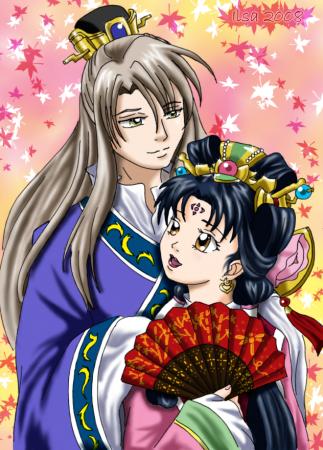 Hajimari no Kaze -color-