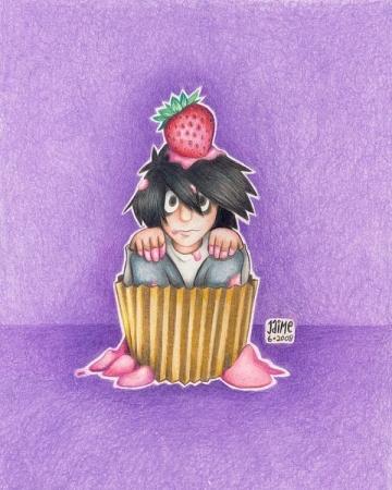 Cupcake Cannibal