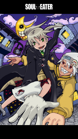 Soul eater: Under the Moon