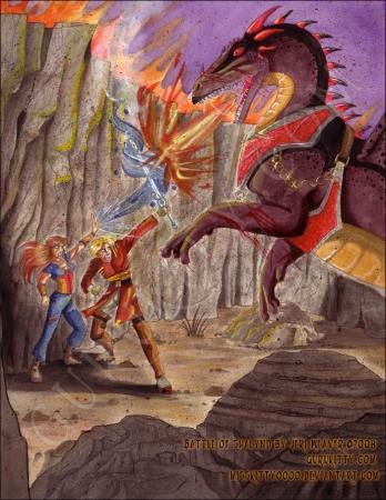 Battle of Shalynd
