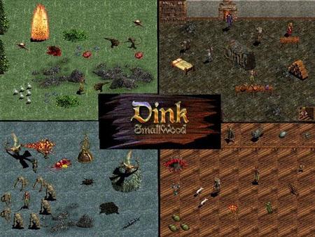 Dink Smallwood's World