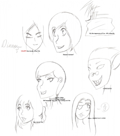 Rp character doodles1