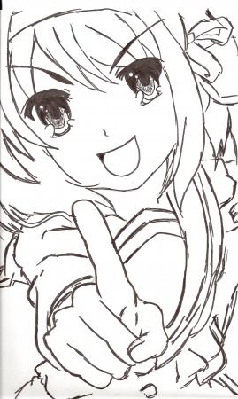 Haruhi -Suzumiya