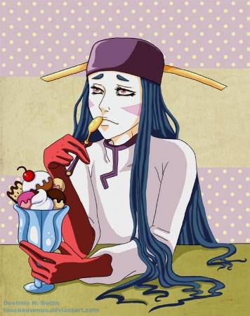 Ukyou's Sundae