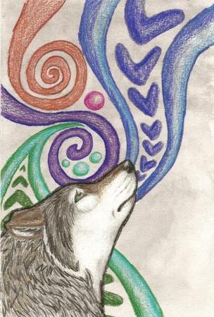 Wolf Swirls