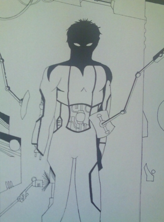 Cyborg in progress