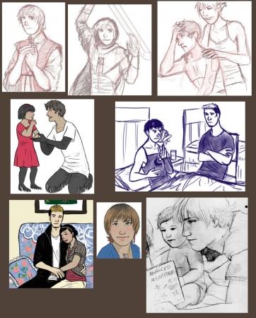 29 July Sketchdump