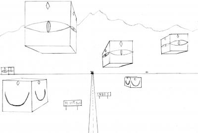 Cubes Redrawn