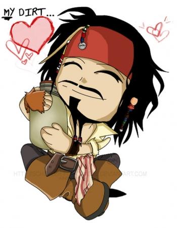-CHIBI- Jack Sparrow