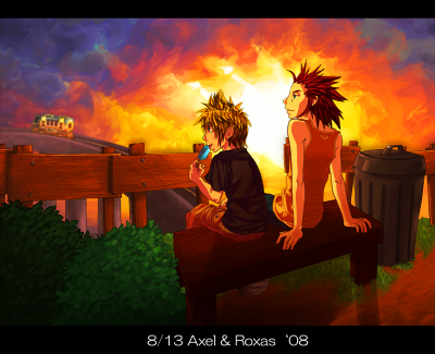 Axel and Roxas Day