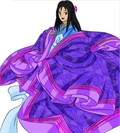 Junihitoe Hitomi Coloured