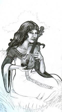 WIP1 - Violin