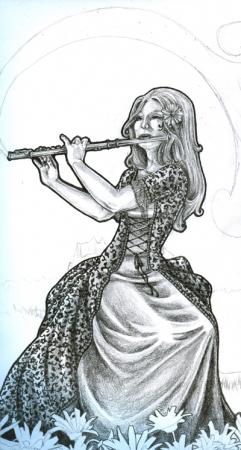 Flute - WIP