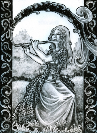 Spirits of Music - The Flute