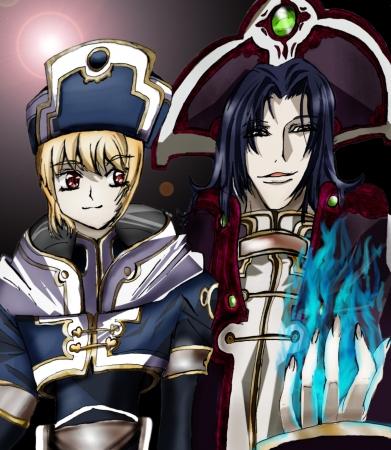 Ion and Radu