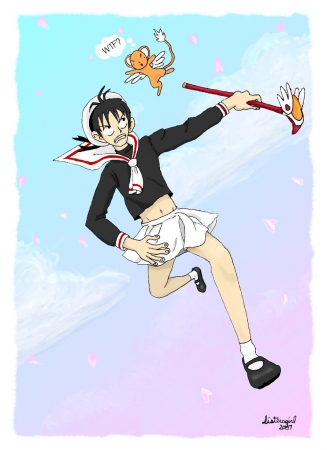Cardcaptor Luffy