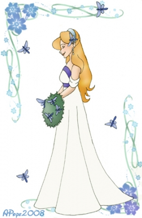 Disney Brides: Giselle