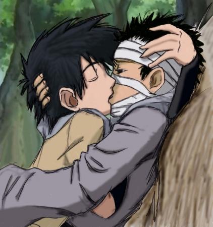 ZakuDosu kiss