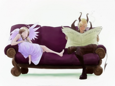 Purgatory's couch