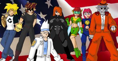 Patriotic Watchmen