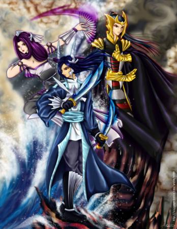 The Dragons of Sinnoh