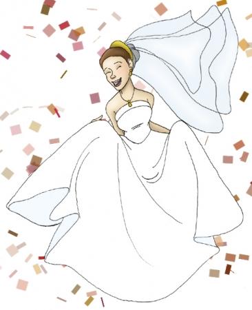 BBM Bride: Junior