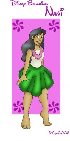 Disney Ballerinas: Nani