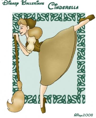 Disney Ballerinas: Cinderella