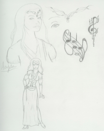 Aeysa Sketches