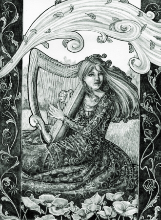 Spirits of Music - The Harp